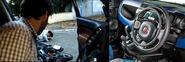 FIAT 500L Руль Папини Инициация