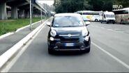 FIAT 500L (Папини) Инициация