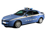 Alfa Romeo 159 Polizia