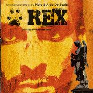 Рекс (саундтрек) — обложка