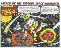 DU Η επίθεση των απαίσιων διαστημικών ζωύφιων