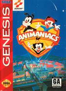 Animaniacs - Genesis - 01