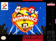 Animaniacs - SNES (NA) - 01
