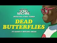 Gorillaz - Dead Butterflies ft
