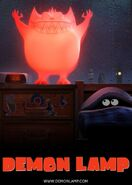 Demon-lamp