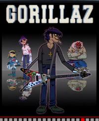 2000s Gorillaz
