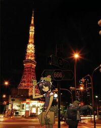 Tokyo Tower, 666