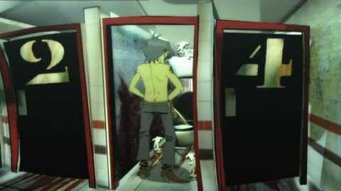 Gorillaz - MTV Cribs