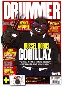 Drummer Gorillaz Issue