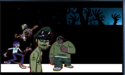 2000s Gorillaz 2