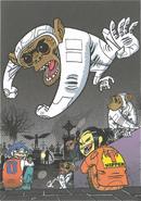 62a - Gorillaz and Spacemonkeyz (2002)