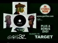 "Gorillaz ""Demon Days"" US Commercial (2005)"