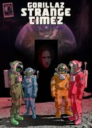 Strange Timez Cover