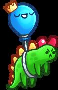 Balloonasaur shiny