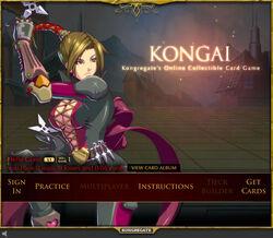 Kongai title screen.jpg