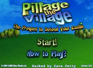 Pillage Start