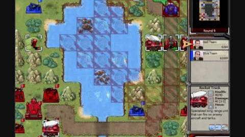 Game Walkthrough - Battalion Nemesis - Chapter 4 - P.O