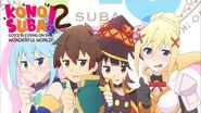 KonoSuba - Tomorrow