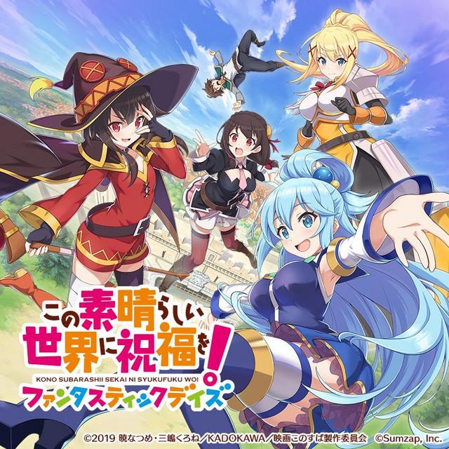 Konosuba: Fantastic Days   Kono Subarashii Sekai ni Shukufuku wo! Wiki    Fandom