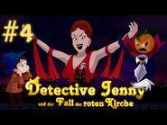 Folge 4- Überzeugungsarbeit - Detective Jenny und der Fall der roten Kirche -Hörspielreihe-