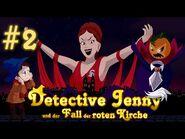 Folge 2- Informationen sammeln - Detective Jenny und der Fall der roten Kirche -Hörspielreihe-