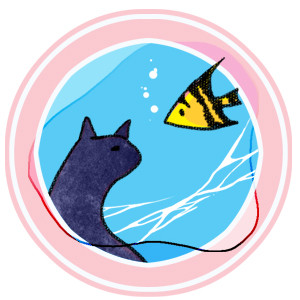 The Cat Meets Fish
