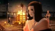 Shino becoming a Kabane