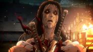 Shino killed by Mumei