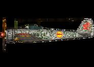 Kirie Ki-43 side