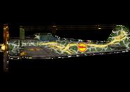 Zara Ki-43 side