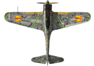 Reona Ki-43 top