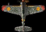Kirie Ki-43 top