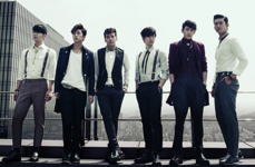 2PM Grown group promo photo