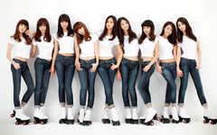 Girls' Generation Gee promotional photo