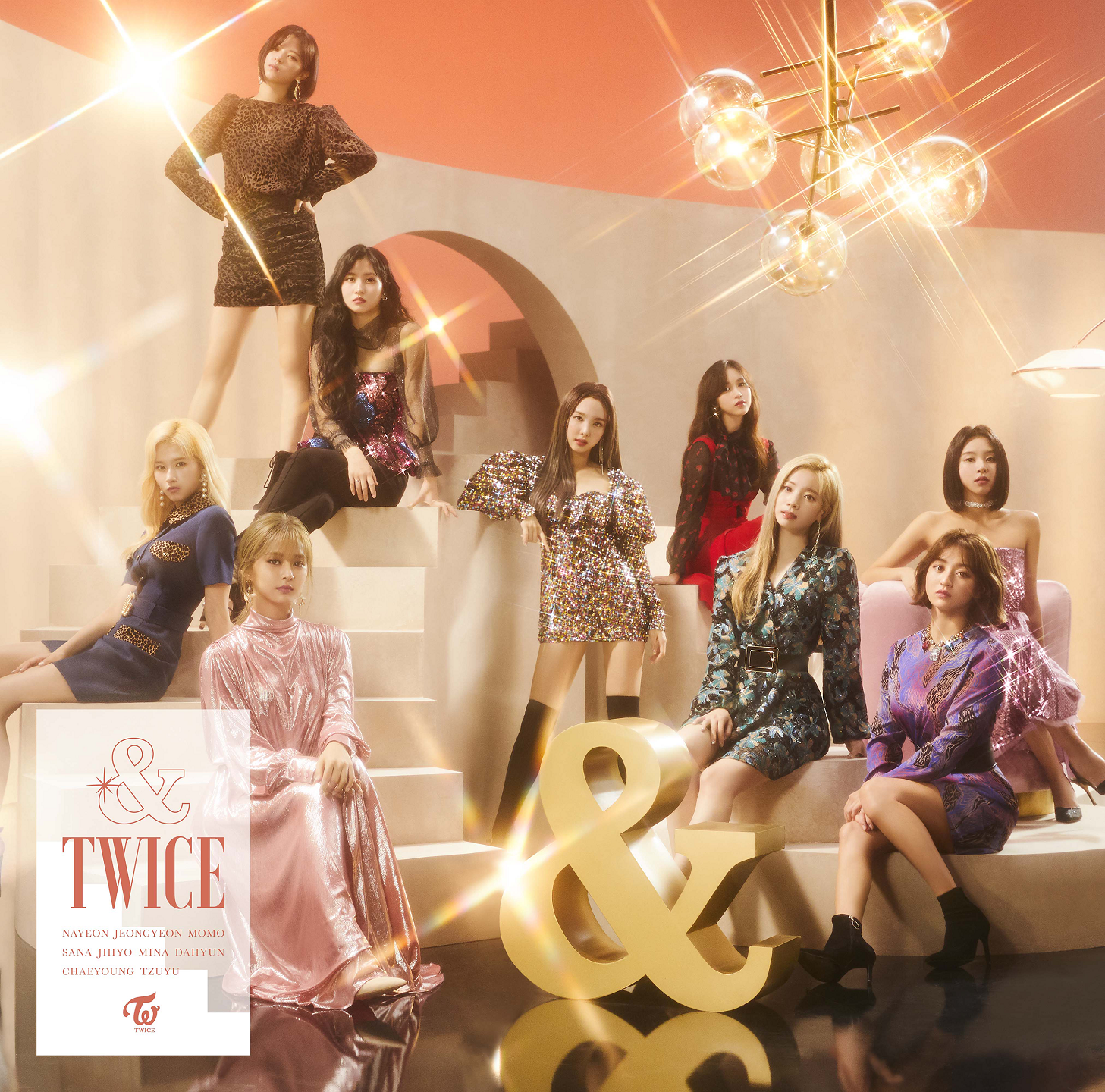 TWICE &TWICE Normal Ed. cover art.png