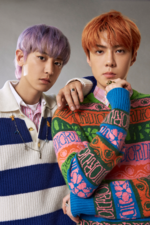 EXO-SC 1 Billion Views group concept photo 10