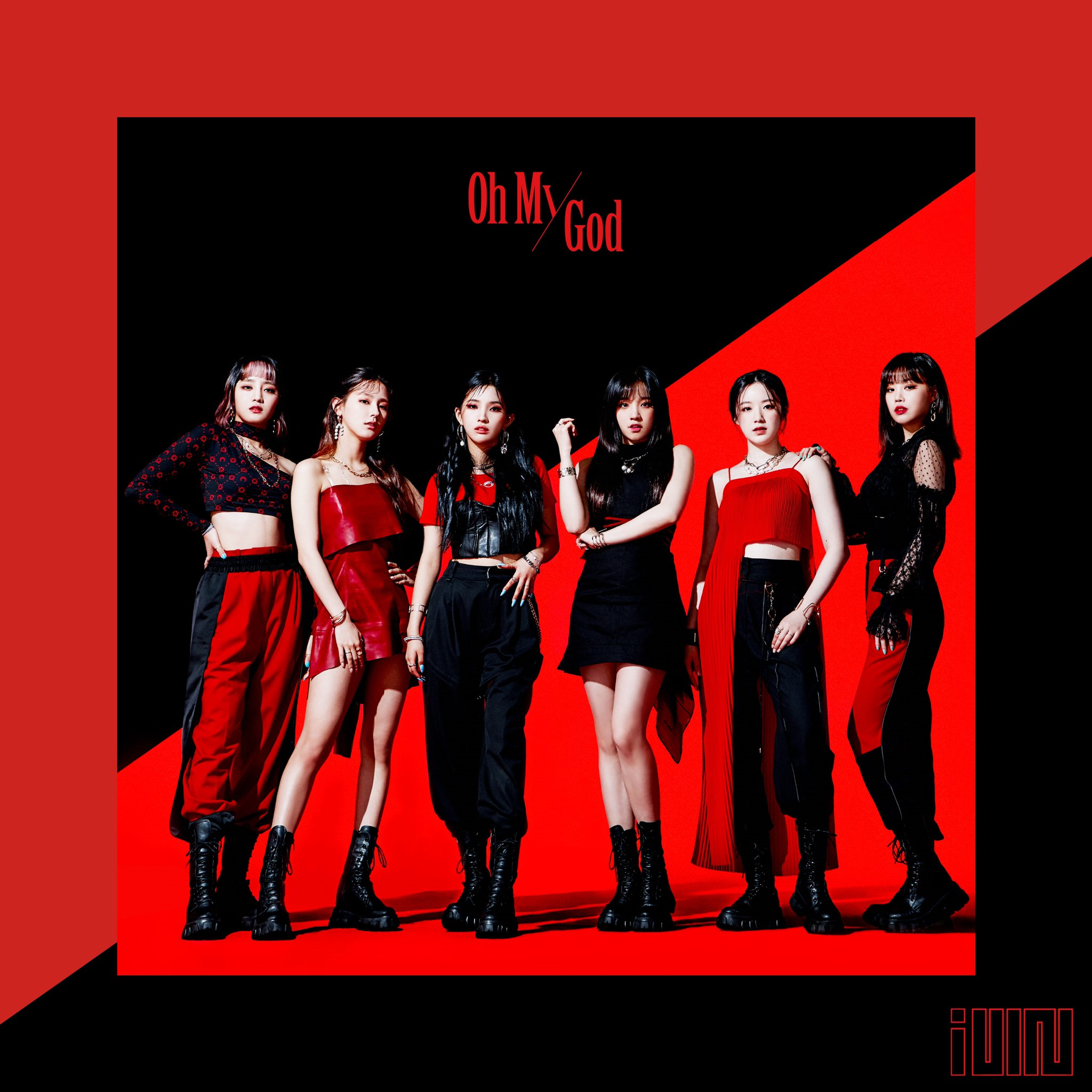 Oh My God ((G)I-DLE)