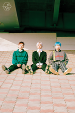 EXO-CBX Blooming Days group promo photo 3