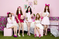 BerryGood Because of You group photo