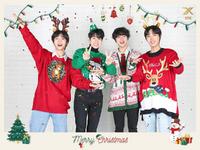 24K Merry Christmas sns post