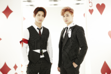 TVXQ Spellbound promotional photo