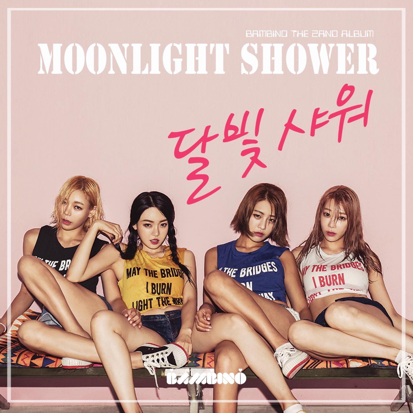 Moonlight Shower