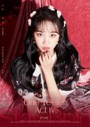 IZONE Kim Chae Won One-reeler concept photo (3)