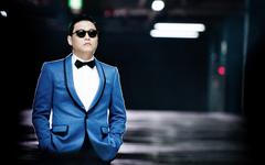 PSY Gangnam Style promo photo