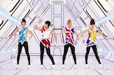 2NE1 Can't Nobody promo photo 2