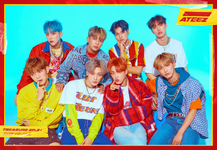 ATEEZ Treasure Ep.3 One To All concept photo 1