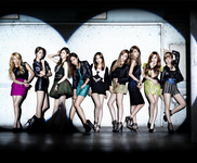 Girls' Generation Flower Power promotional photo