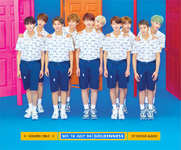 Golden Child Goldenness group concept photo