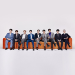 SUPER JUNIOR The Melody group concept photo
