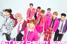NCT 127 NCT -127 Cherry Bomb group teaser